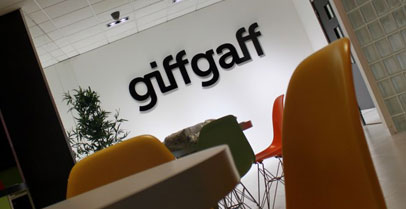 giff-gaff-branding-project
