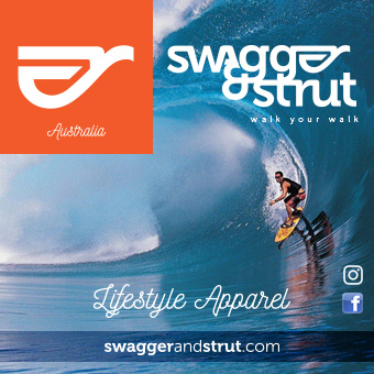 Swagger and Strut - Walk your Walk - Australian Lifestyle Apparel